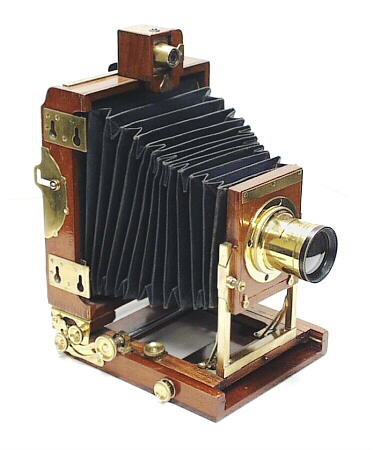 Anthony's Phantom Camera, c.1888