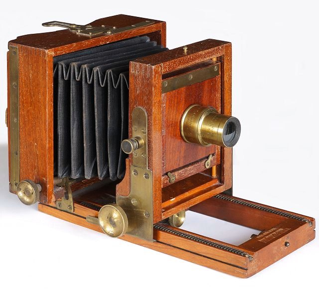 Anthony's Victor Camera (4x5), c.1889-97