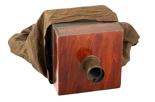 DeMoulin Trick Camera, c.1910-1930