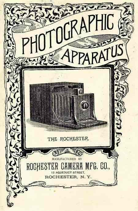 May 1893 RCM catalogue cover.