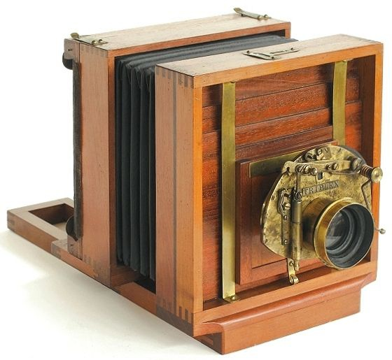 Wing's View Camera, 1887